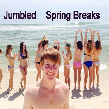 Spring Breaks cover art