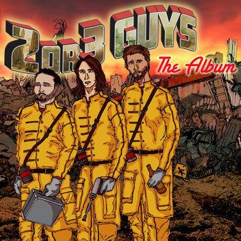 2 or 3 Guys: The Album cover art
