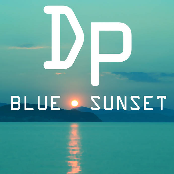 Blue Sunset cover art