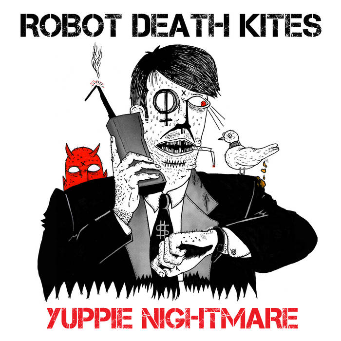 Yuppie Nightmare cover art