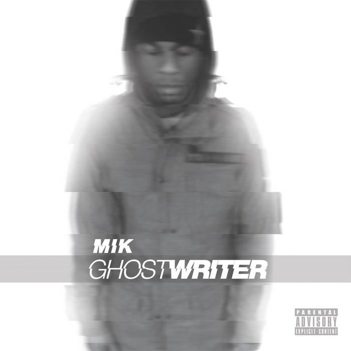 Ghost Writer cover art