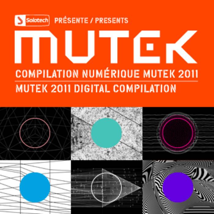 MUTEK 2011 DIGITAL COMPILATION cover art