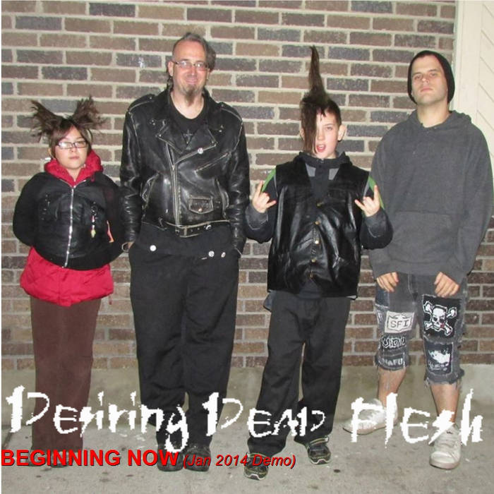 Beginning Now cover art