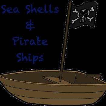 SeaShells & Pirate Ships cover art