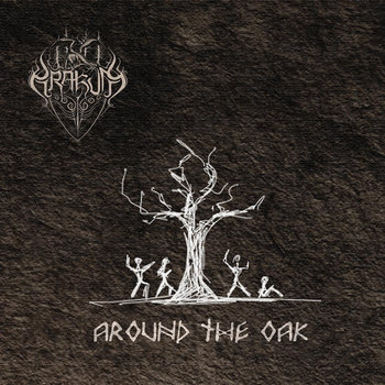 Around the Oak (single) cover art