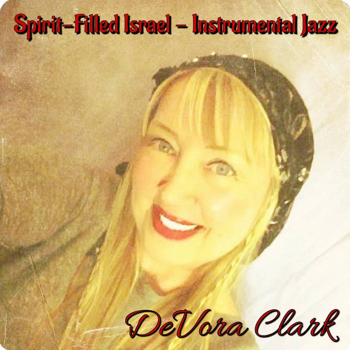 Spirit-Filled Israel: Instrumental Jazz cover art