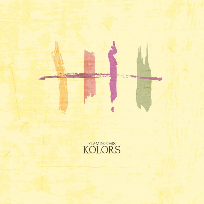 KOLORS cover art