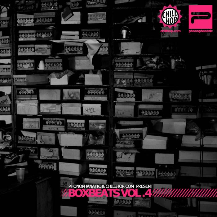 VA - BOXBEATS VOL. 4 cover art