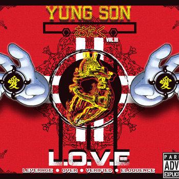 L.O.V.E. cover art