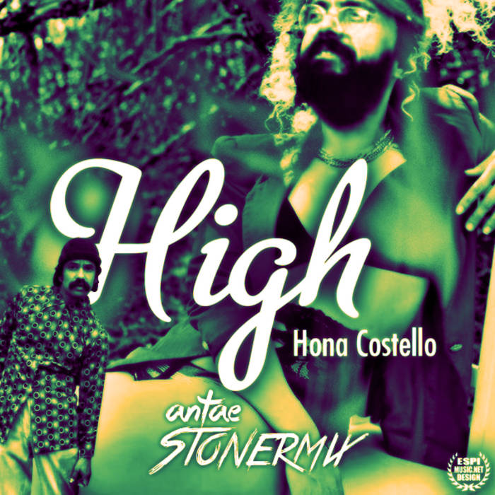 Hona Costello - High (Antae Stonermix) cover art