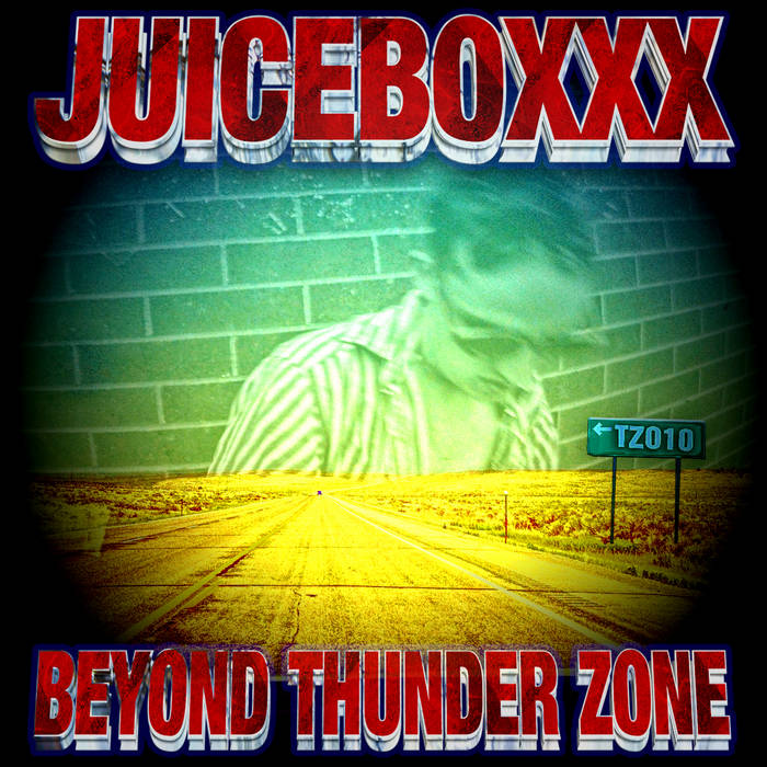 BEYOND THUNDER ZONE (TZ010) cover art
