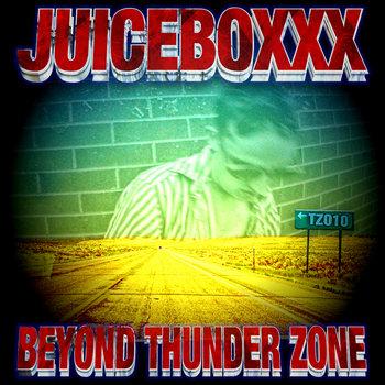 BEYOND THUNDER ZONE cover art