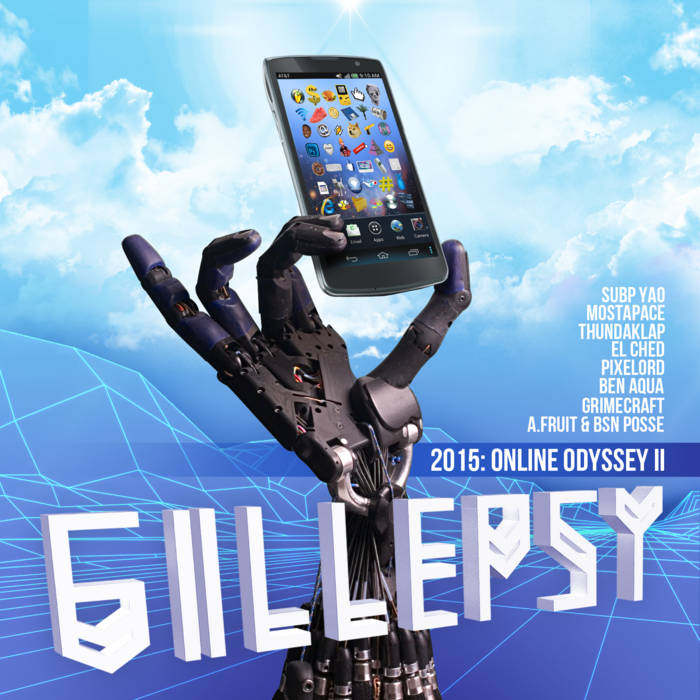 Gillepsy - 2015- Online Odyssey II (2015)