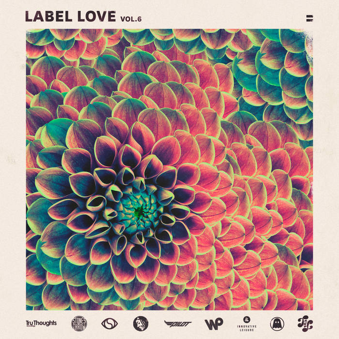 Label Love Vol. 6 cover art