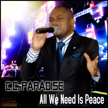 All We Need Is Peace cover art
