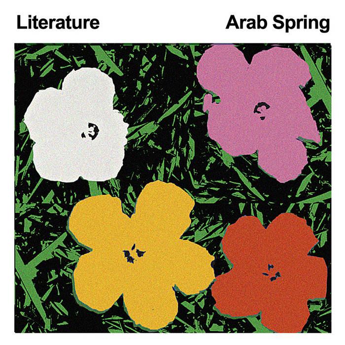 ARAB SPRING cover art