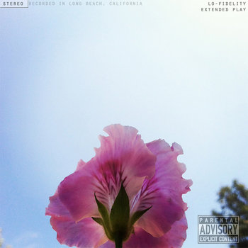 one petal at a time. cover art