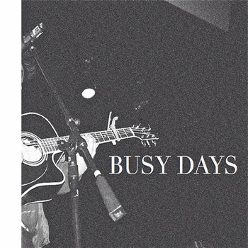 Busy Days - Single cover art