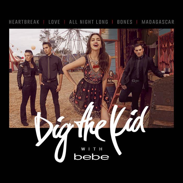 Bebe EP cover art