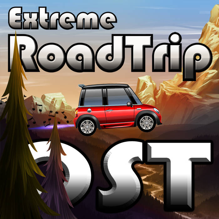 Extreme Road Trip OST cover art