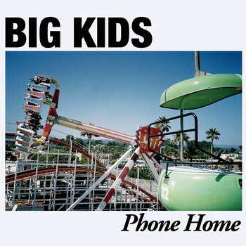 Phone Home cover art