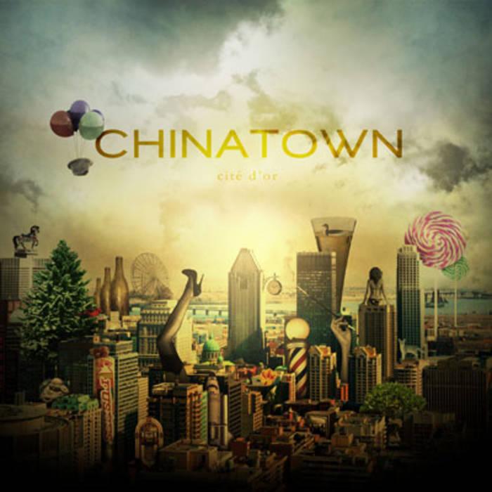 Cité d'or cover art