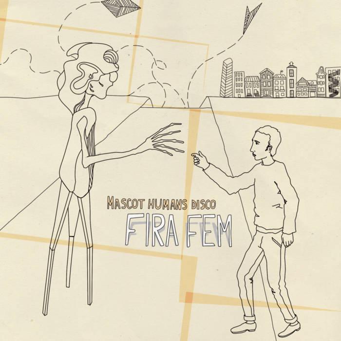 Mascot Humans Disco cover art