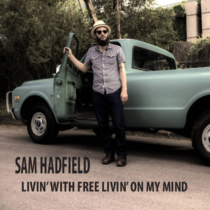 Livin' With Free Livin' On My Mind cover art