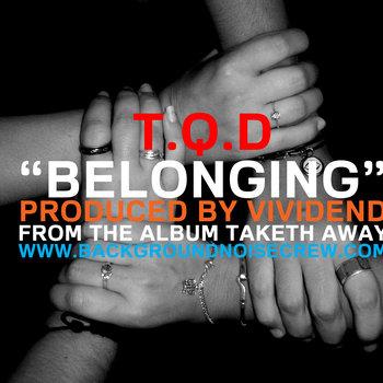 Belonging (Prod. by Vividend) cover art