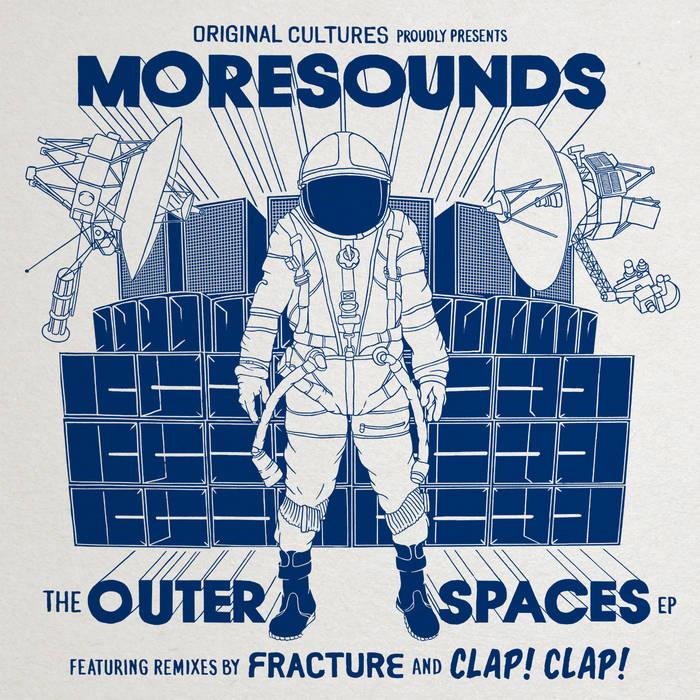 The Outer Spaces EP cover art