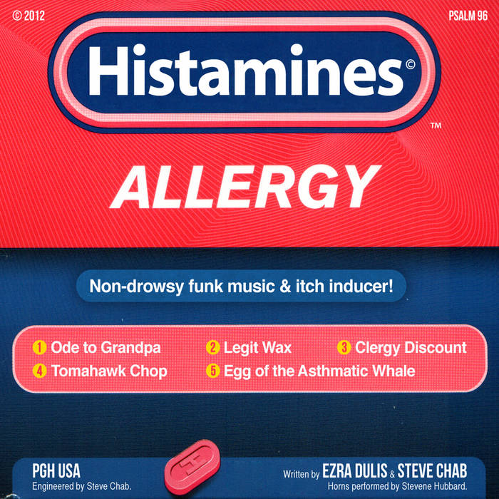 Allergy cover art