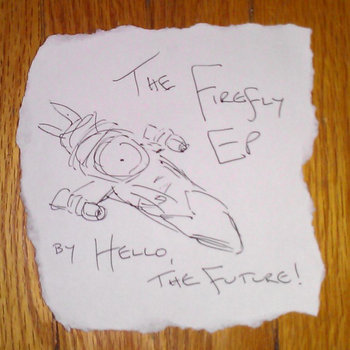 The Firefly EP cover art