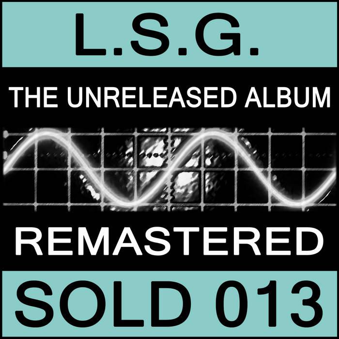 The Unreleased Album cover art