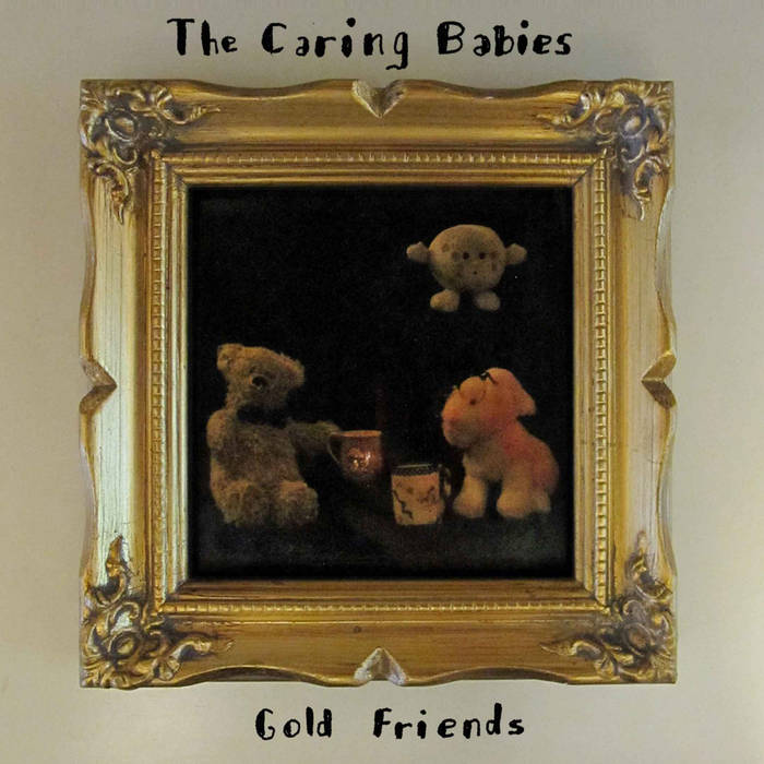 Gold Friends cover art