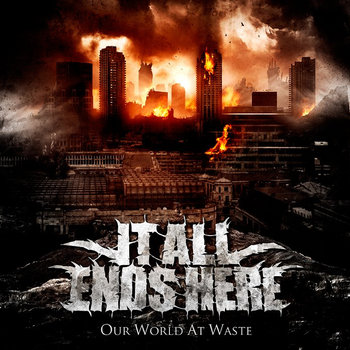 Our World At Waste cover art