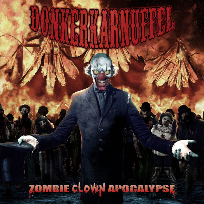 Zombie Clown Apocalypse cover art