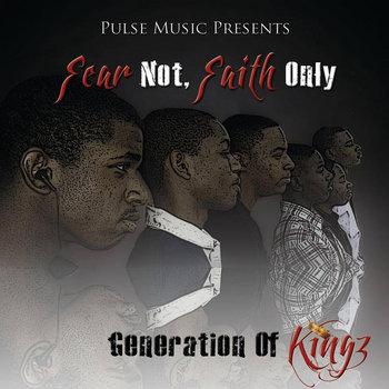 Fear Not, Faith Only cover art