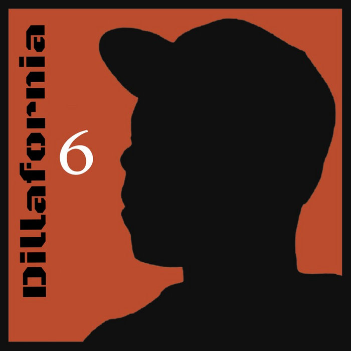 Dillafornia 6 cover art