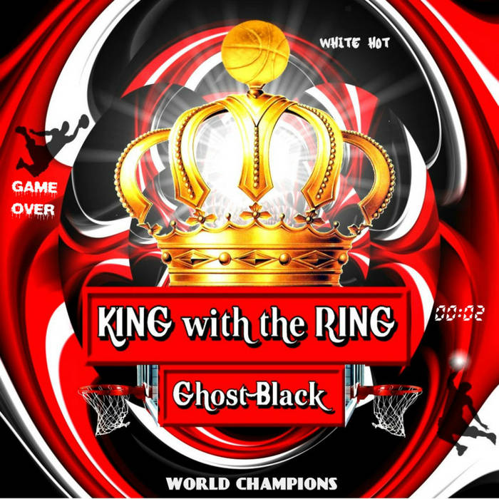 KING with the RING cover art