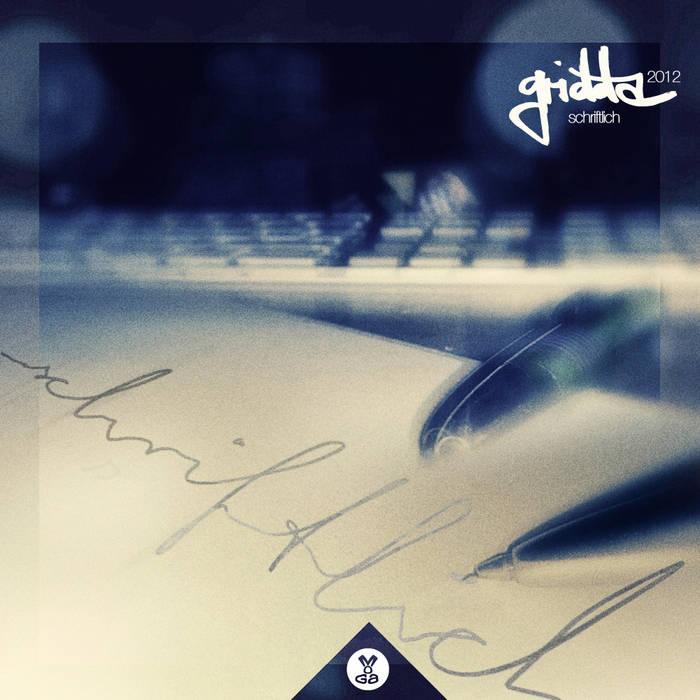 Gridda - Schriftlich -EP-2012- cover art