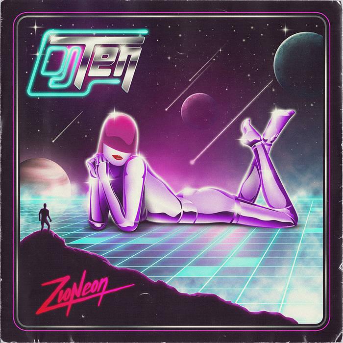 Zioneon EP cover art