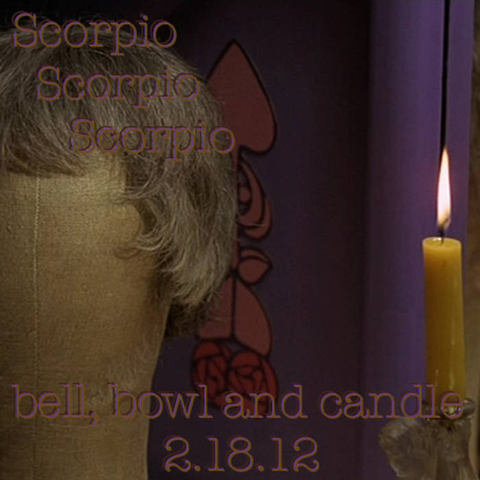 Bell, Bowl, and Candle (live 2.18.12) cover art