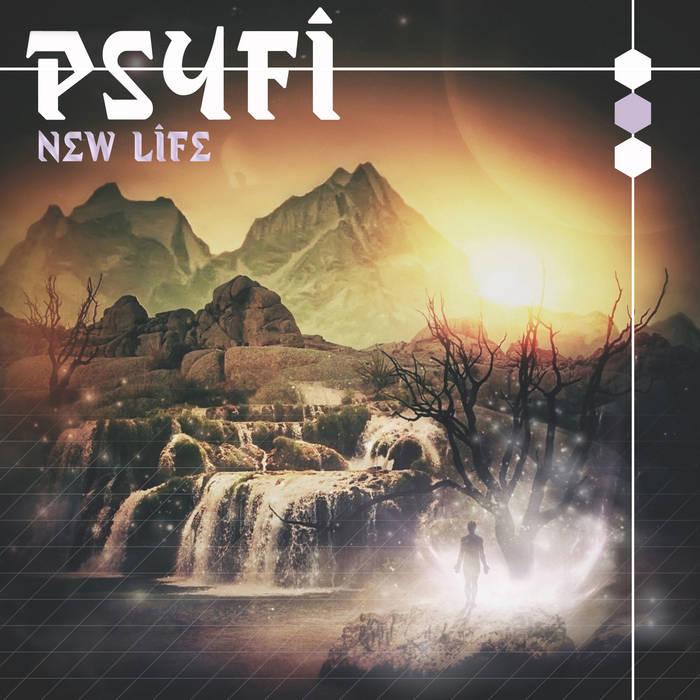 PSY FI - New Life cover art