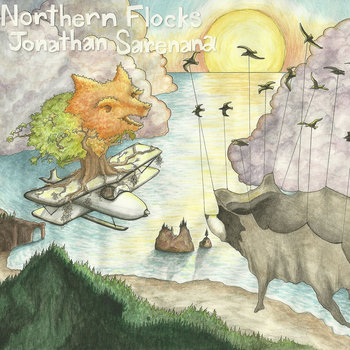 Northern Flocks E.P. cover art