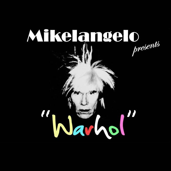 Warhol cover art