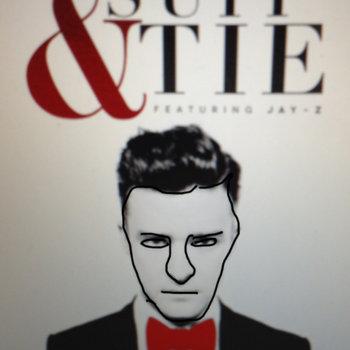 Suit & Tie (Dowdy remix) cover art