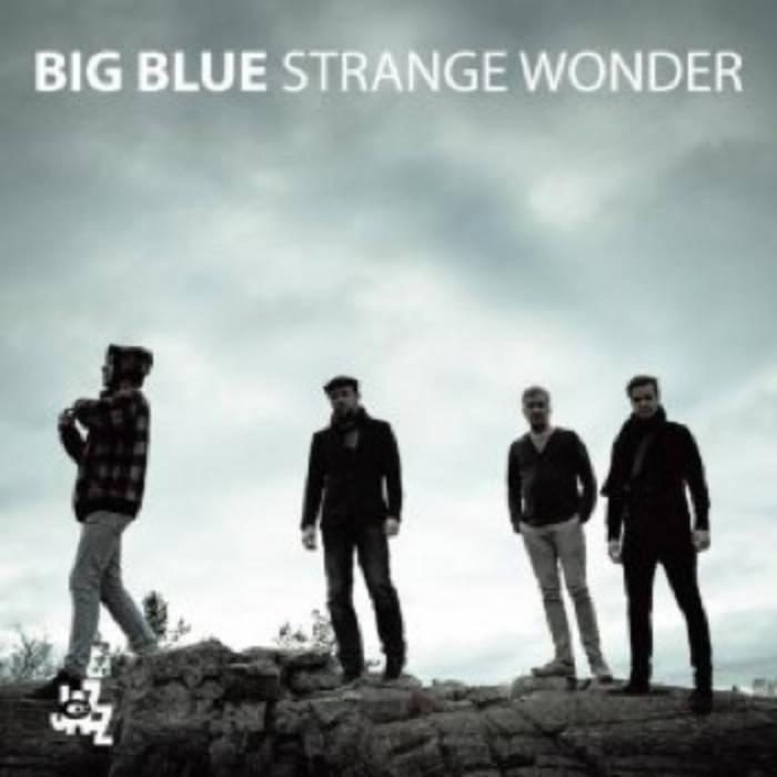 Strange Wonder cover art