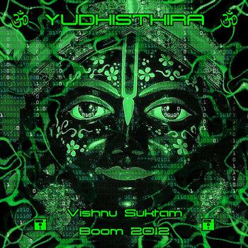 Vishnu Suktam Boom 2012 cover art