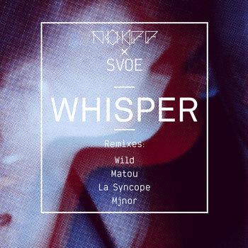 Whisper EP cover art