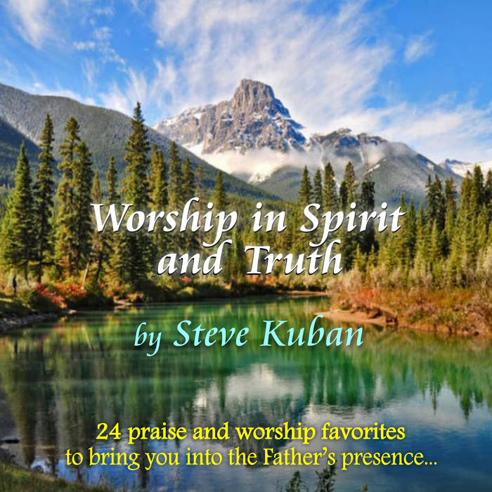 Worship in Spirit and Truth cover art